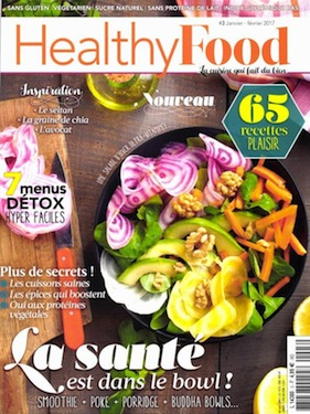 Healthy Food janvier 2017