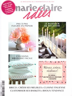 Marie Claire Idees Mai 2017