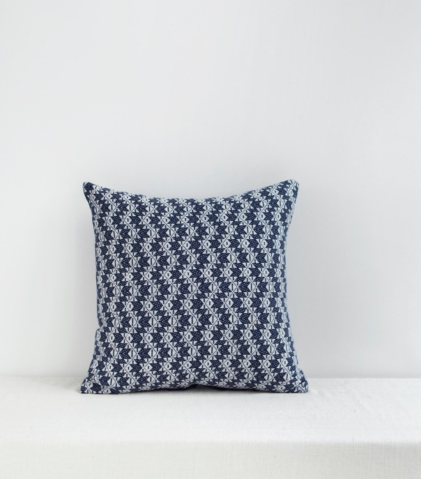 Aastha - Indigo blue