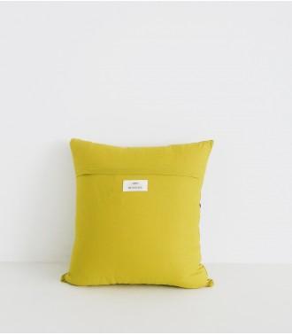 Demoiselles - jaune moutarde