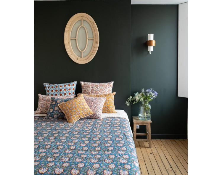 Quilt Louise midnight blue