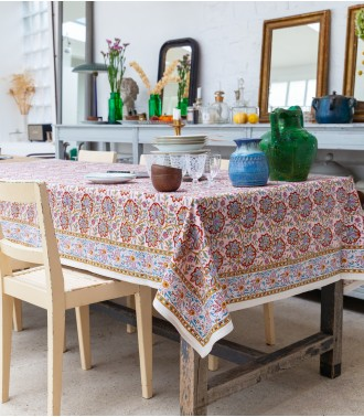 Nappe Louise rose