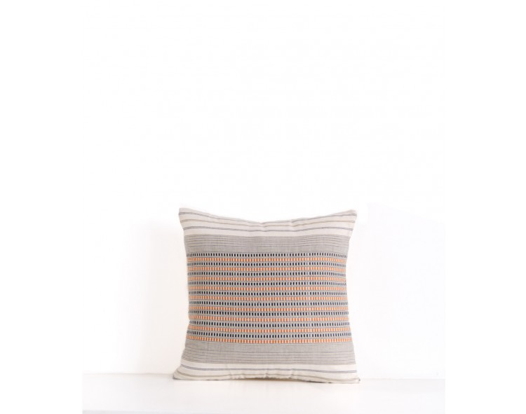 Hand woven Chris cushion cover