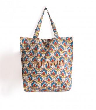 Offwhite tote bag