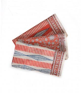 Terracotta napkins