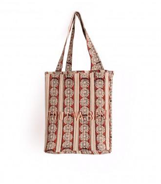 Quilted tote bag - Ari