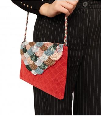 Bag Deval Red