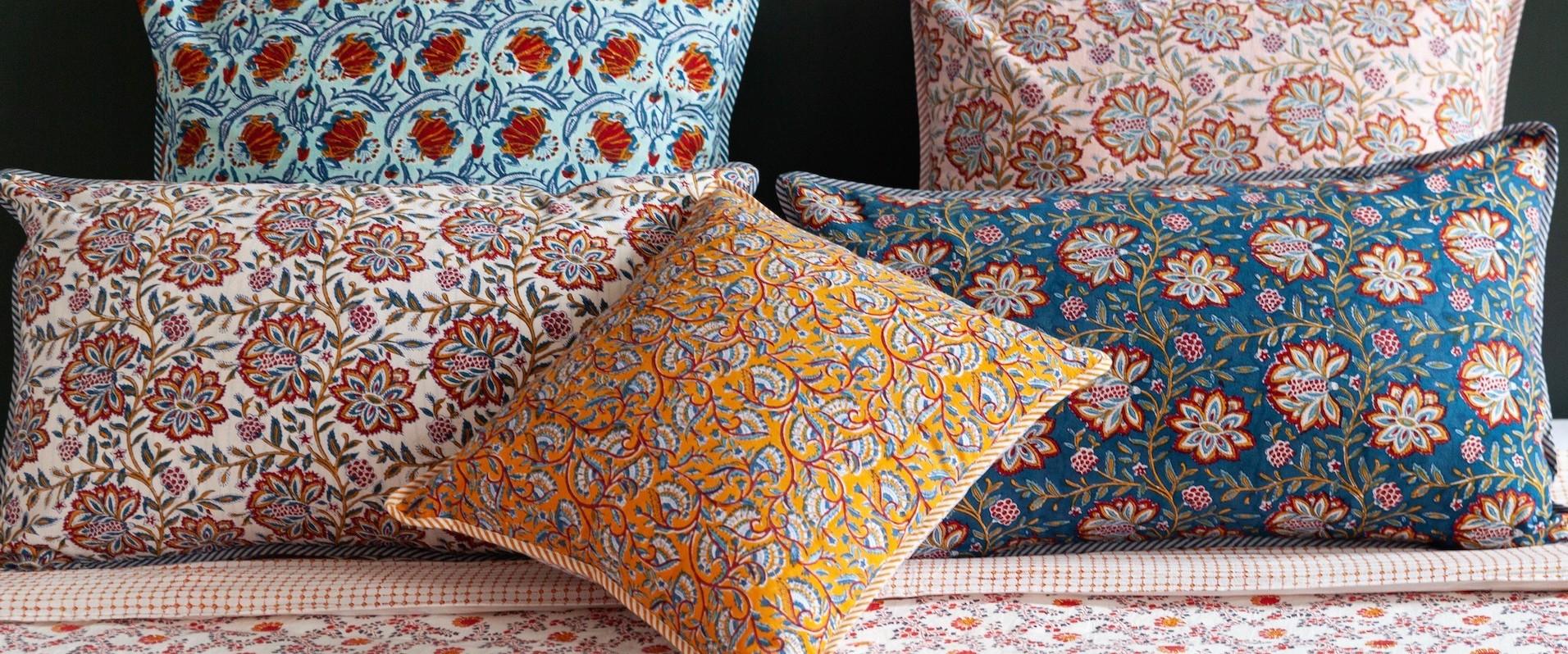 cushions jamini