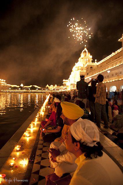 Diwali, la fête indienne des lumières