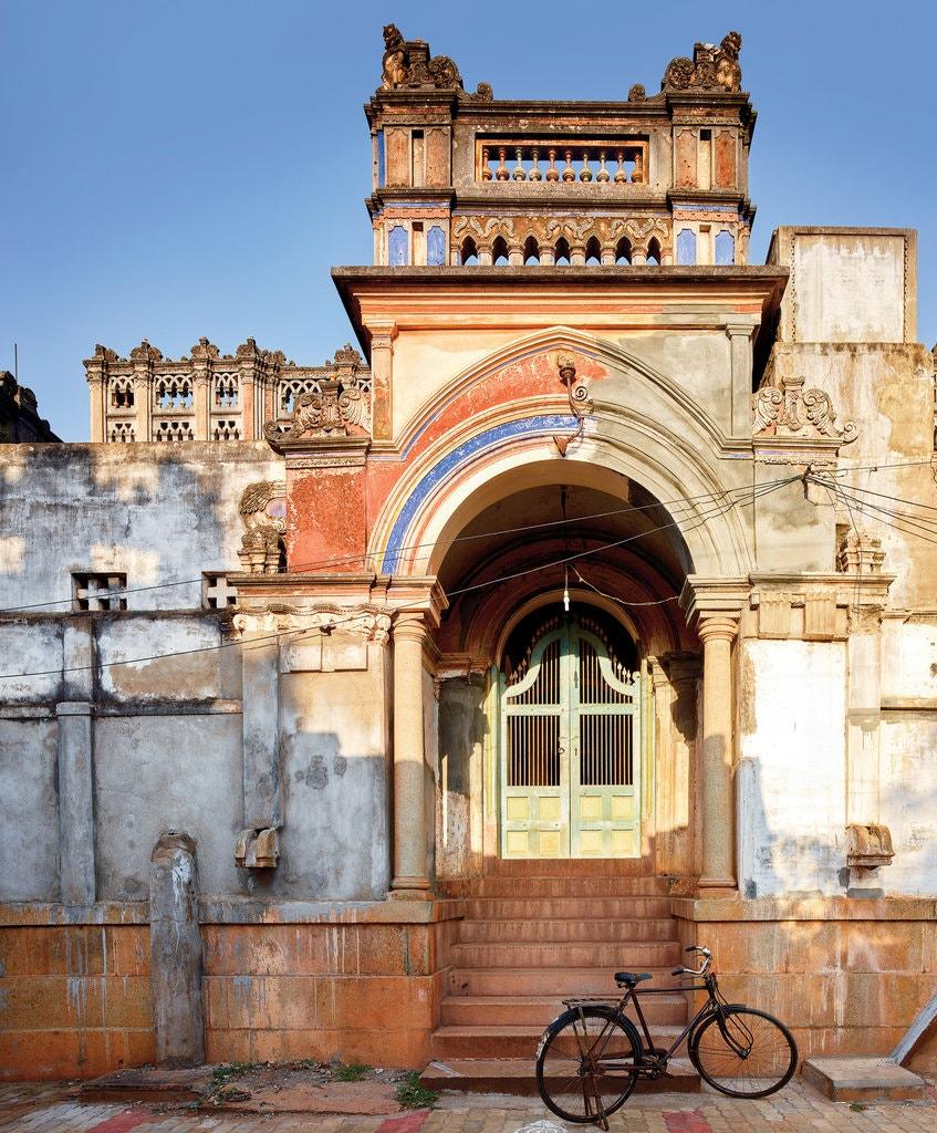 temple in Chettinad