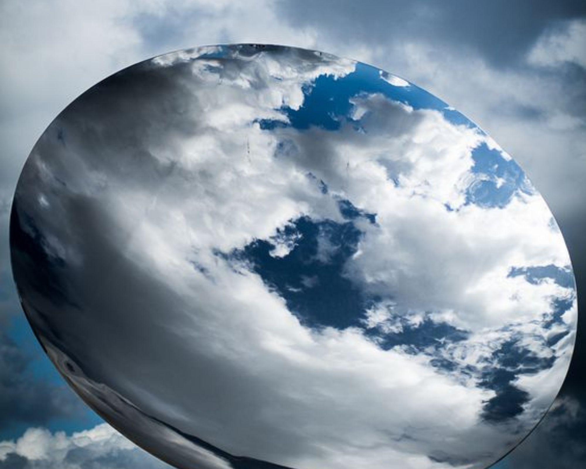 Sky Mirror d'Anish Kapoor