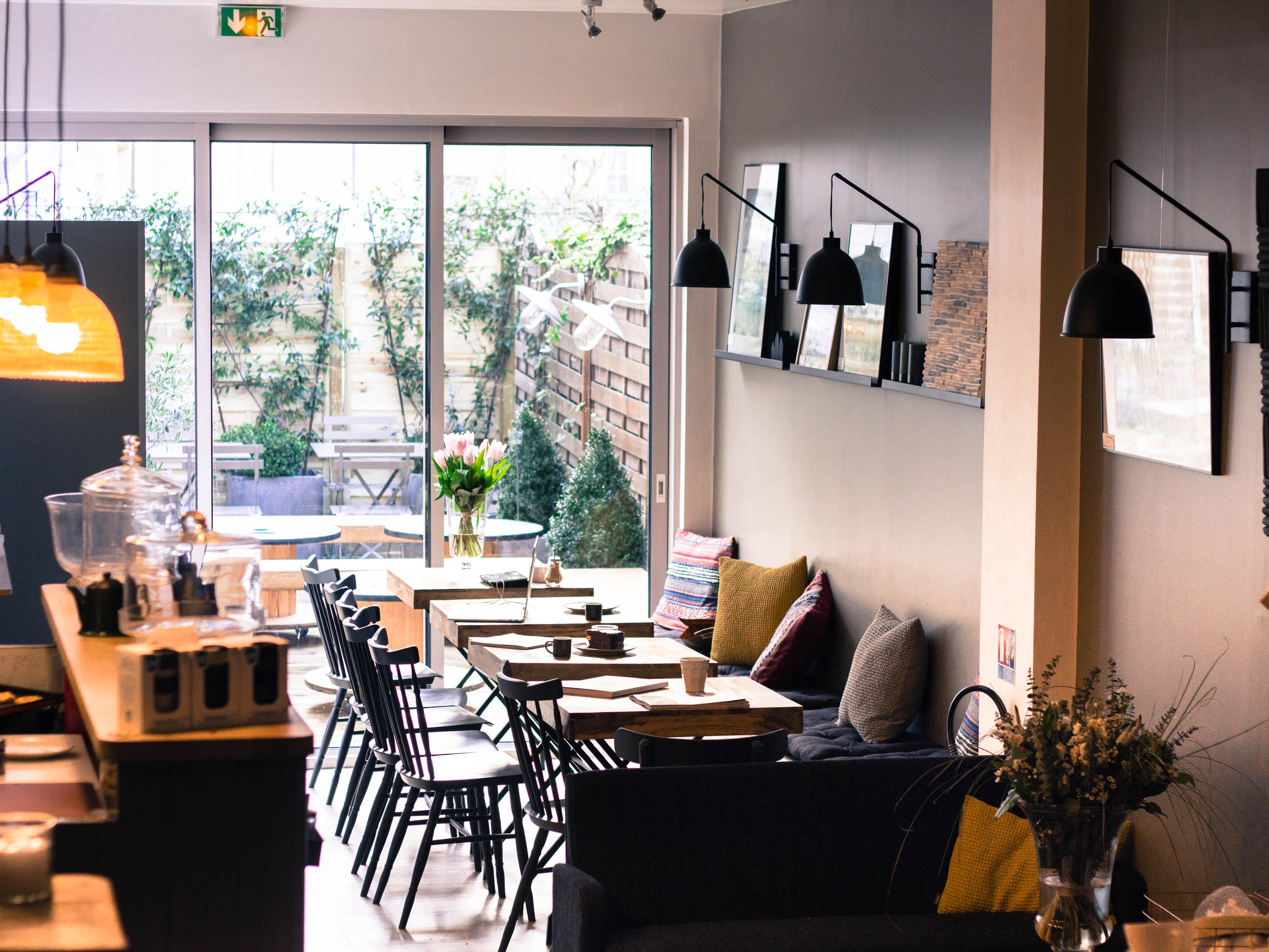 restaurant Trouville sur mer
