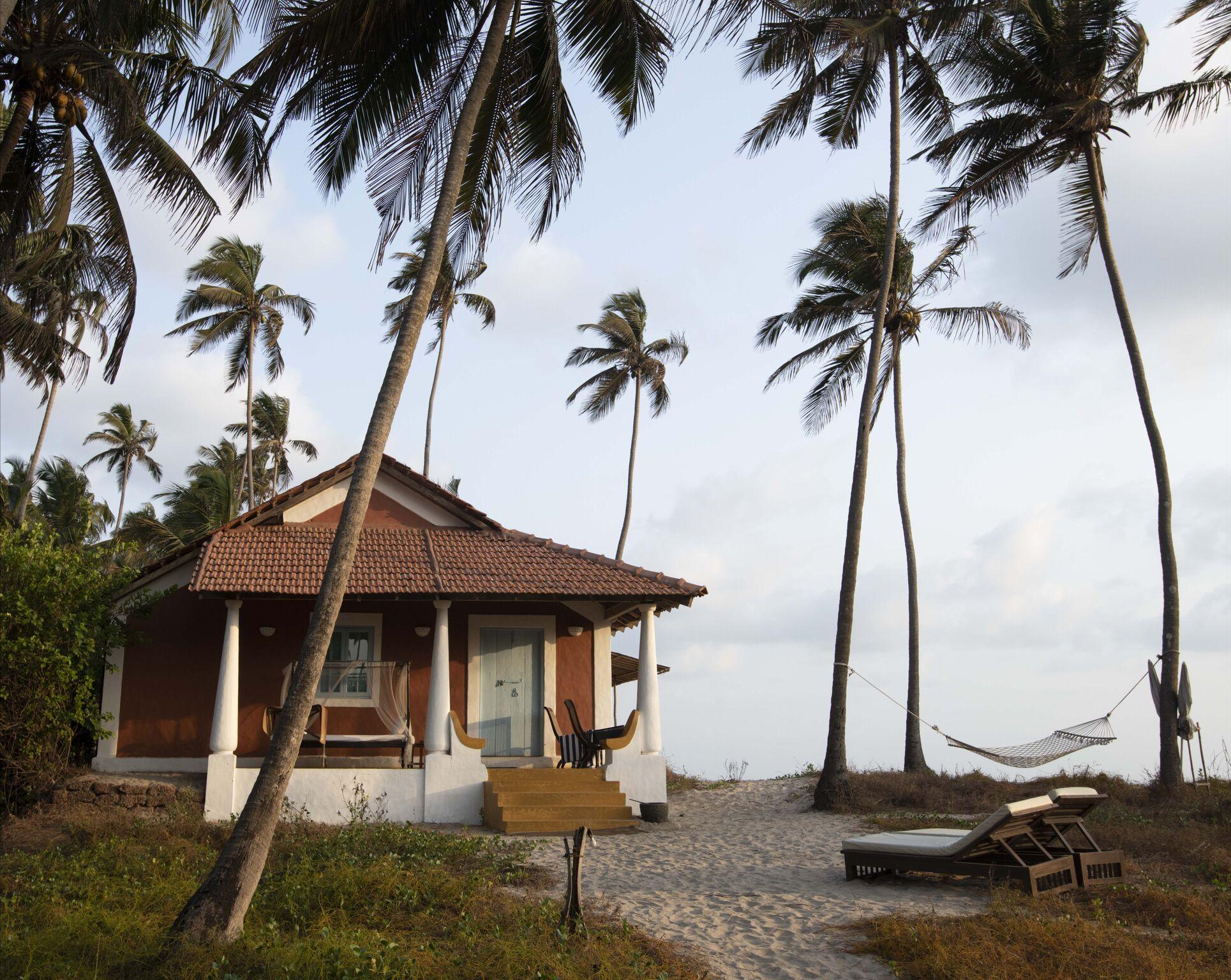 summer house in Goa