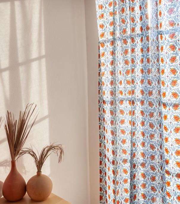 curtain jamini