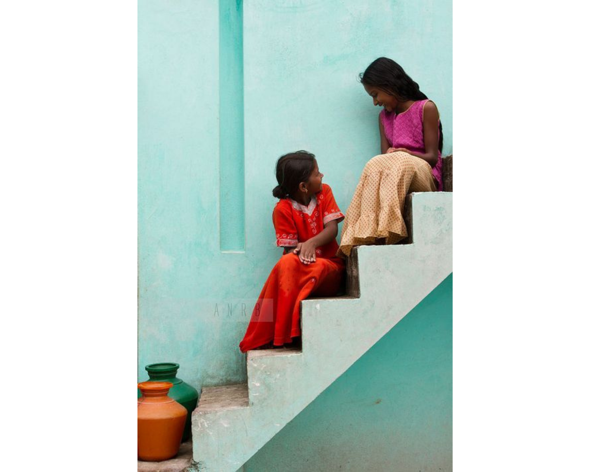 deux filles indiennes