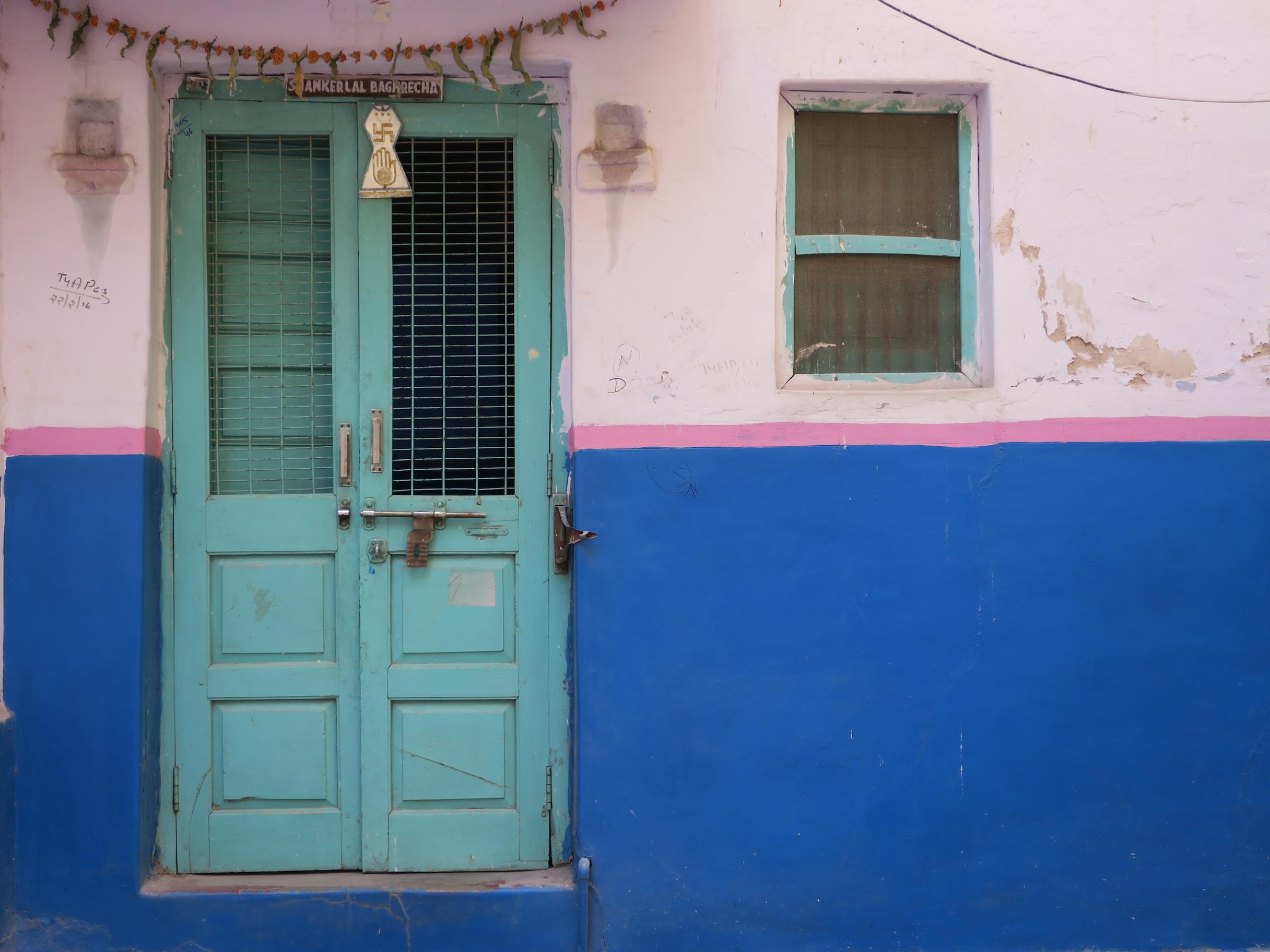 a house inJodhpur