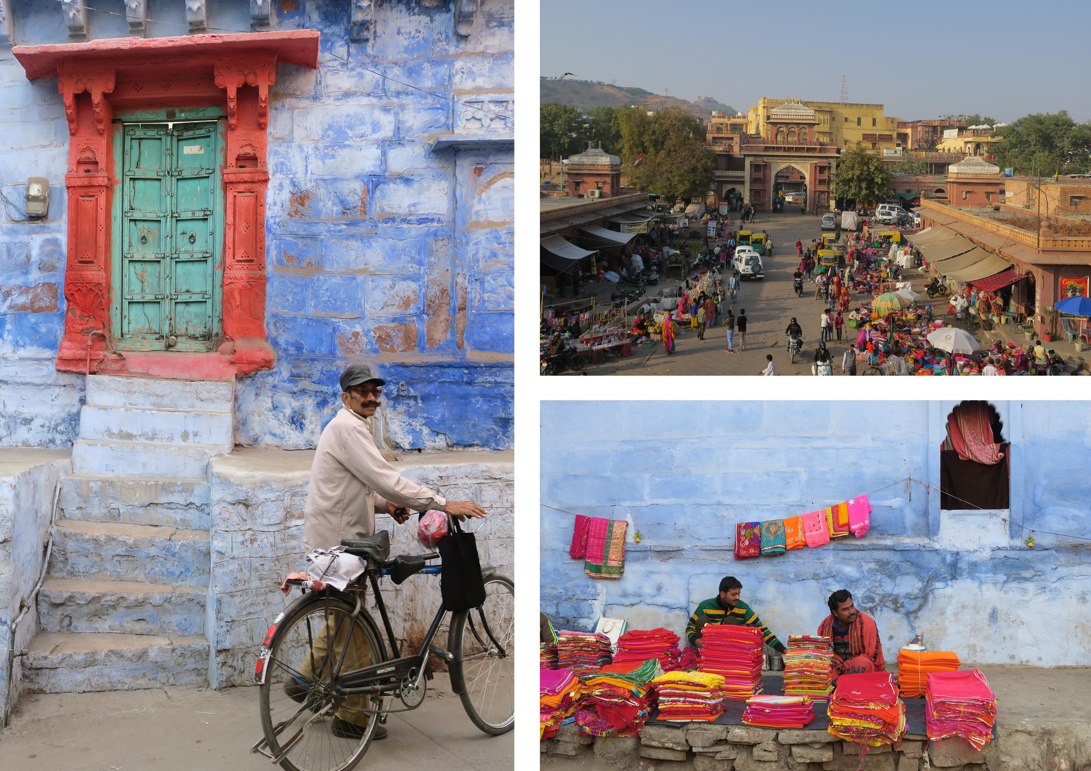 local market Jodhpur