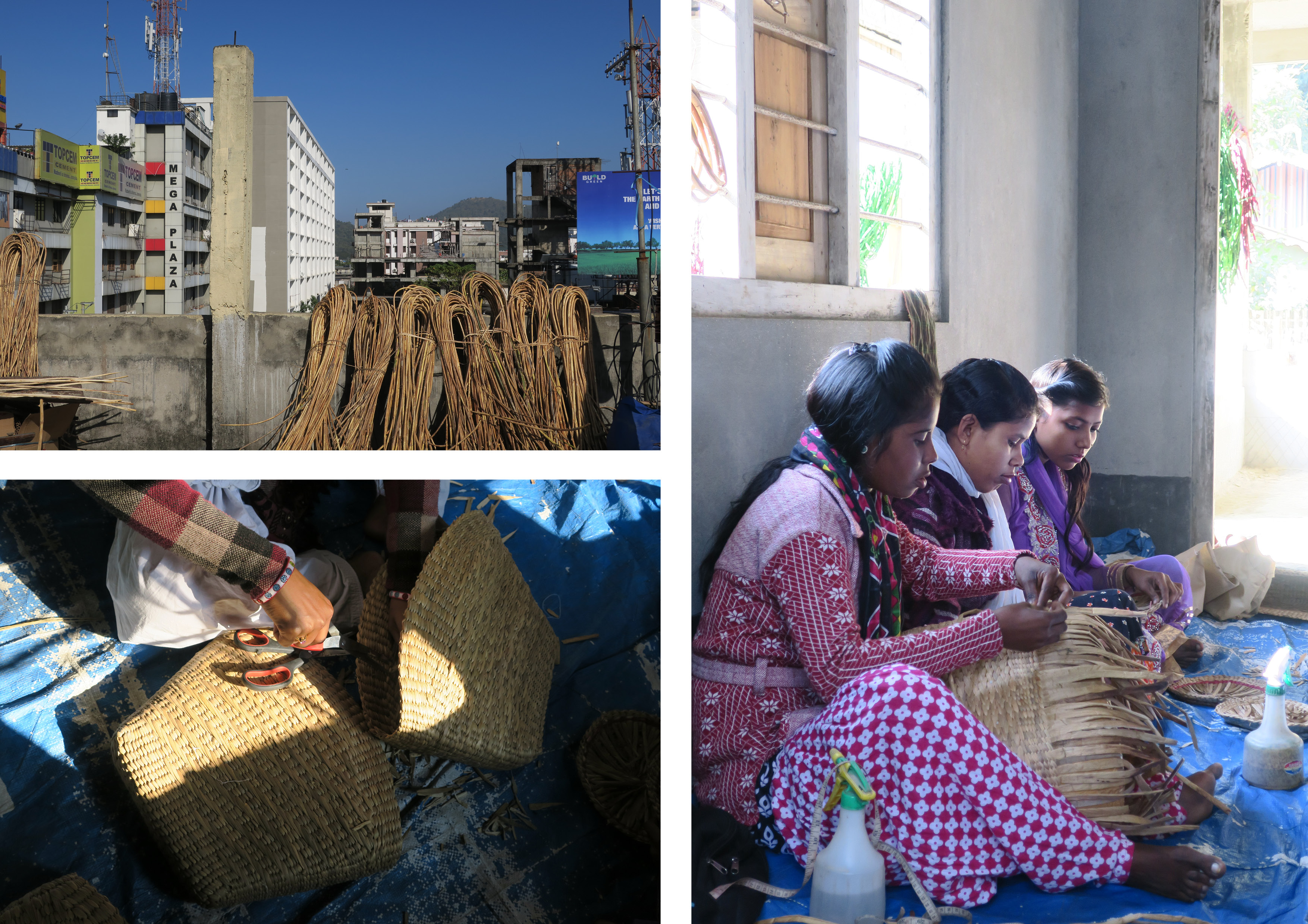 Indian craftsmen