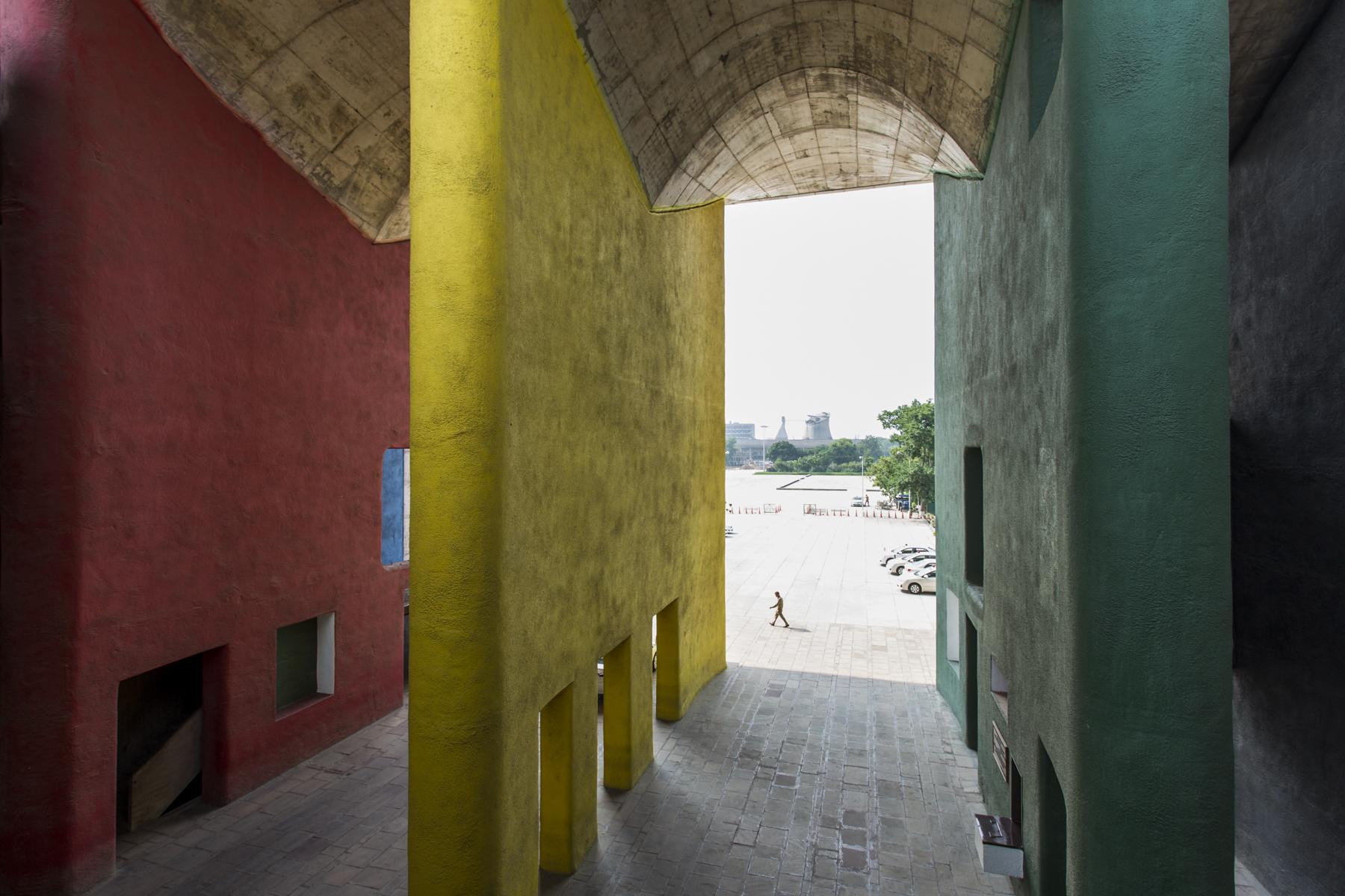 Chandigarh Le Corbusier