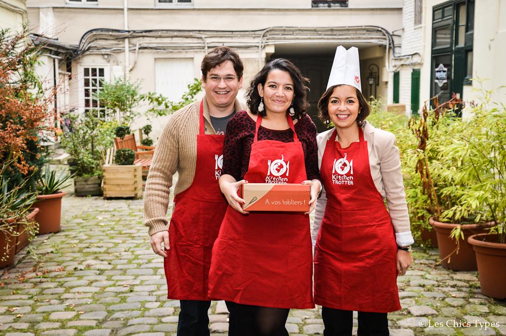 Kitchen Trotter team