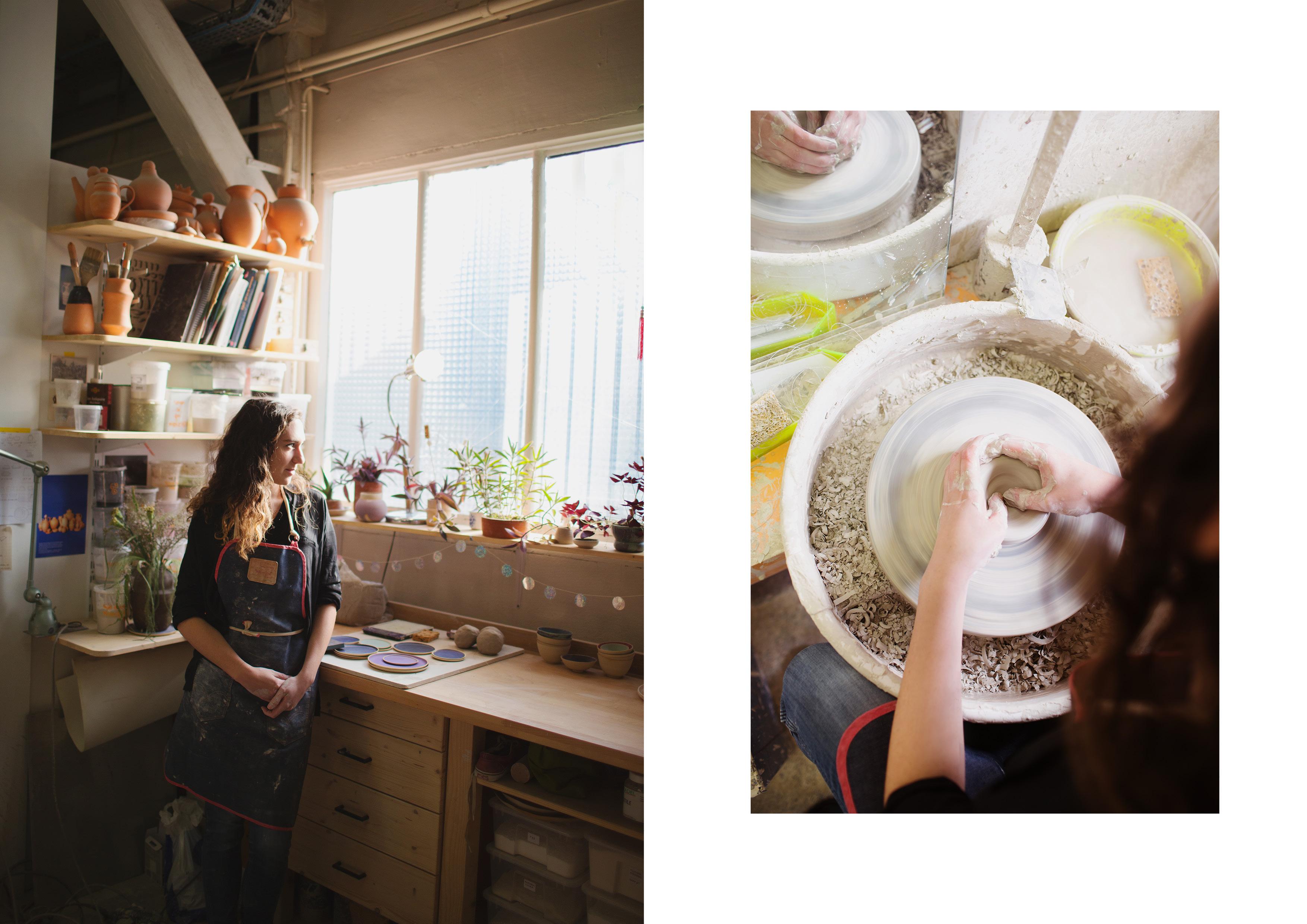 ceramic workshop
