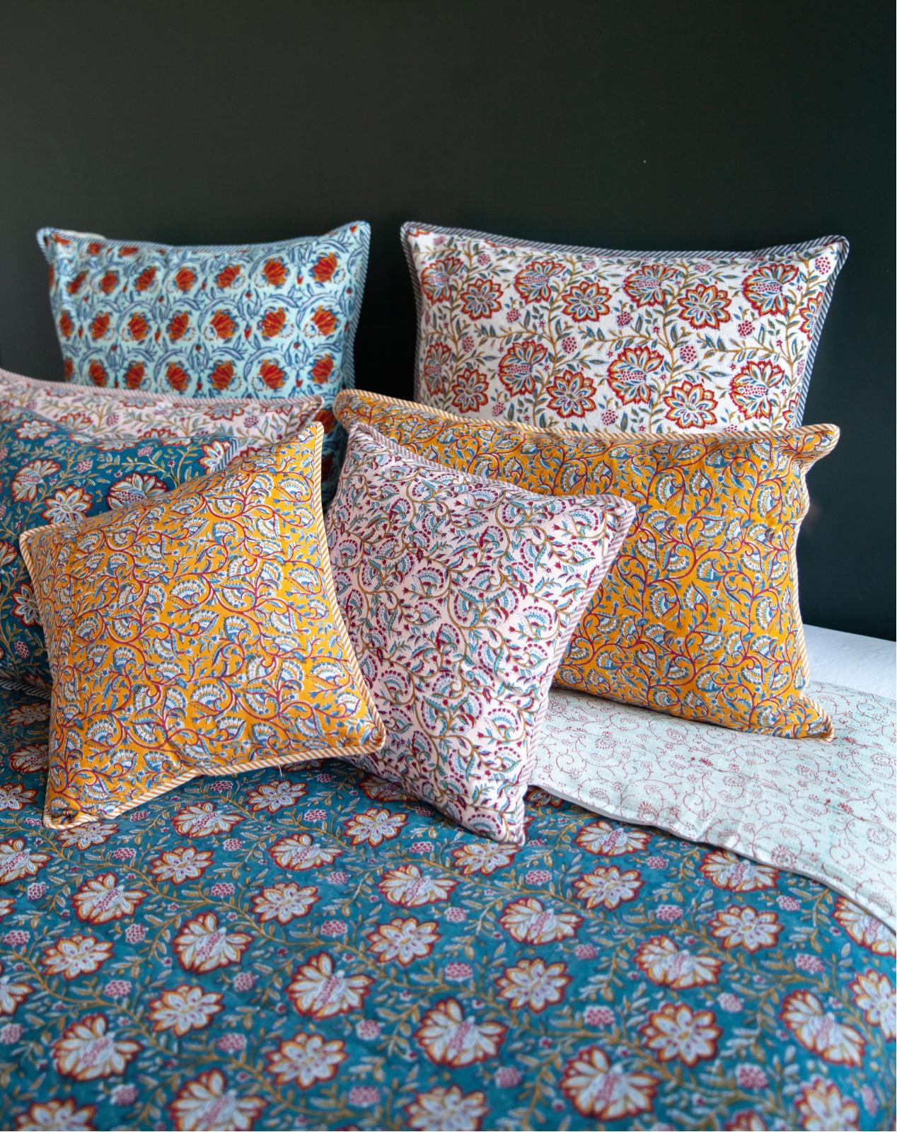 cushions and pillows jamini