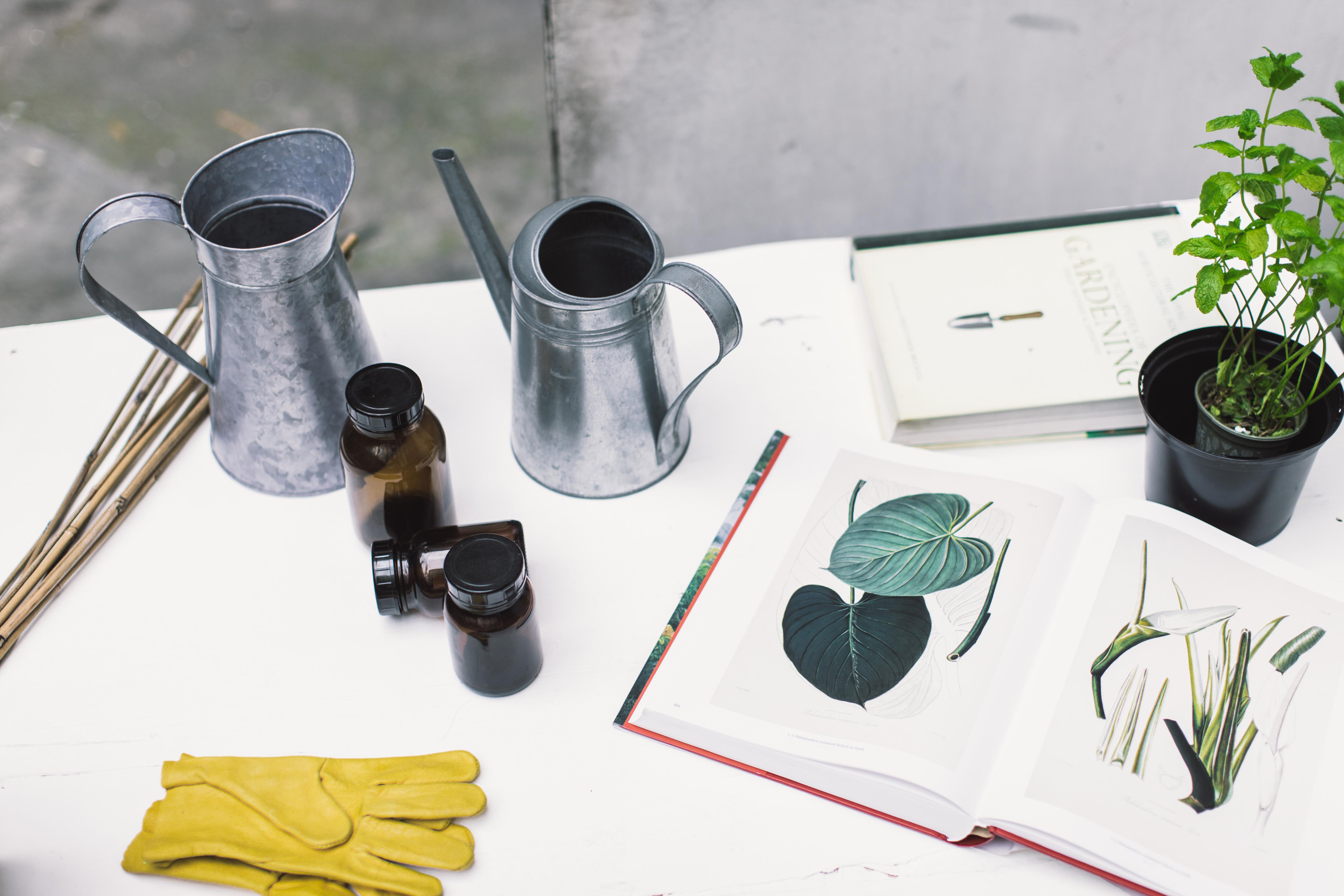 gardening items