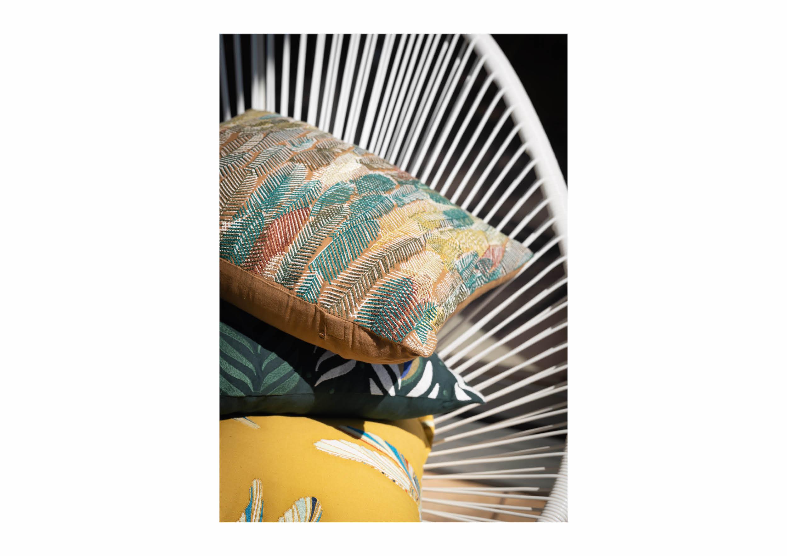 cushions ressource jamini