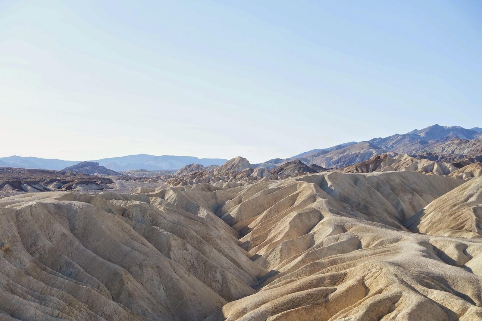 desert of california