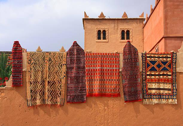 Carpets in the desert
