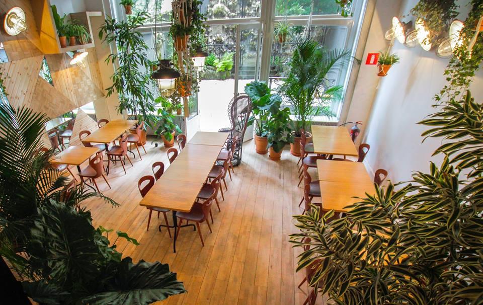 King Kong Restaurant, Brussels - ethnic interior