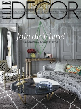 Elle Decor Septembre 2017