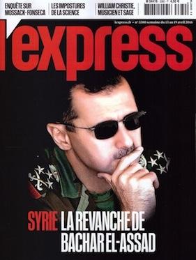 L'Express Avril