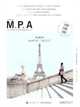 M Le Magazine du Monde Avril