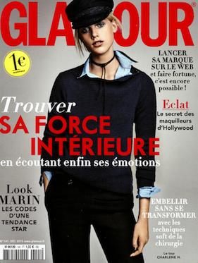 Glamour Décembre 2015