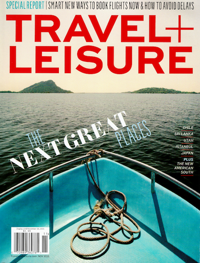 Travel & Leisure novembre