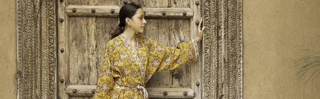 vêtements d'inspiration indienne