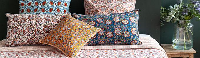 indian pillow
